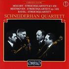 Streichquartette KV 458/op.18,6/Streichquartett von Schneiderhan-Quartett (1995)
