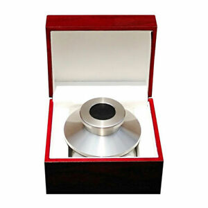 NEW-Record-Weight-Clamp-LP-Vinyl-Turntables-Metal-Disc-Stabilizer-HiFi