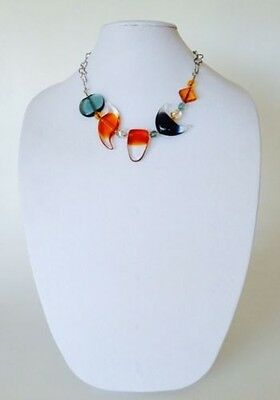 Antica Murrina Party-- Murano Glass Necklace