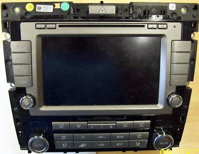VW RNS810 RNS 810 Navigation Navi Reparatur Phaeton Bootfehler Startet nicht