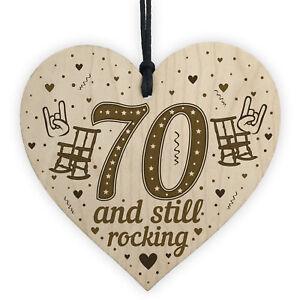Image Is Loading 70th Birthday Gifts For Mum Dad Nan Grandad