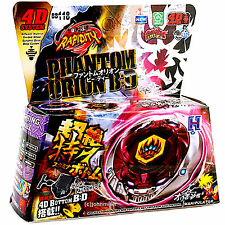 Beyblade Phantom Orion B:D Starter Set w/ Launcher & Ripcord in RETAIL PACKAGING