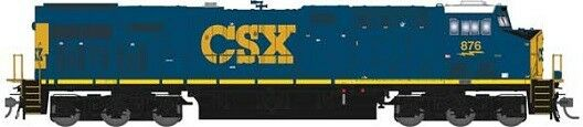 Broadway Limited   5482  GE ES44AC with Sound, DCC and Smoke CSX    853  HO MIB