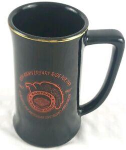 HARLEY-DAVIDSON-RIDE-FOR-LIFE-1987-1997-Large-MUG-CUP