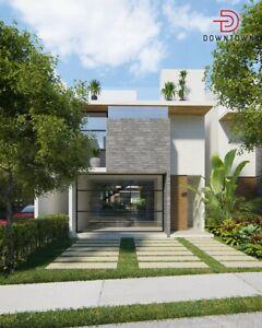 Casa en venta Tulum Country Club Quintana Roo