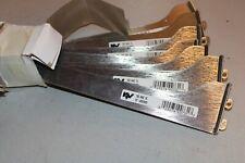 New Listingknape Ampamp Vogt 180ano 16 16 Chrome Shelf Brackets Quantity 10