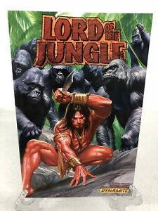 Lord-of-the-Jungle-Volume-1-Collects-1-2-3-4-5-6-7-8-Dynamite-Comics-TPB-New
