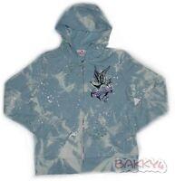 Womens Aeropostale Jacket Zip Sweatshirt Hoodie Size S 6548