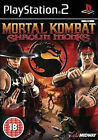 Mortal Kombat: Shaolin Monks (Sony PlayStation 2, 2005) - European Version