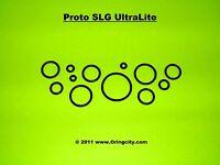 Proto Slg Ultralite 09/10 - 2 O-ring Rebuild Kits