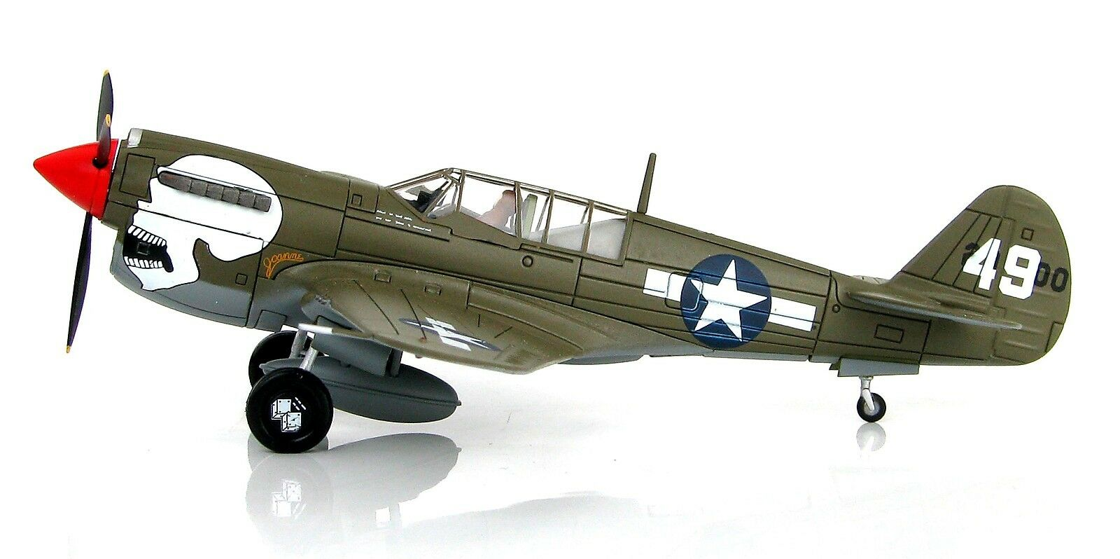 Hobby Master 1 72 USAAF Curtiss P-40N Warhawk Fighter,  HA5503