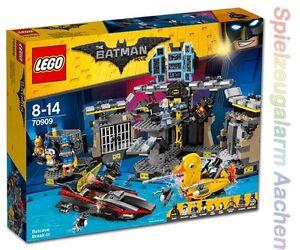 Lego 70909 Le film Batman Batcave Einbruch Pinguin Bruce Wayne Alfred N1 / 17