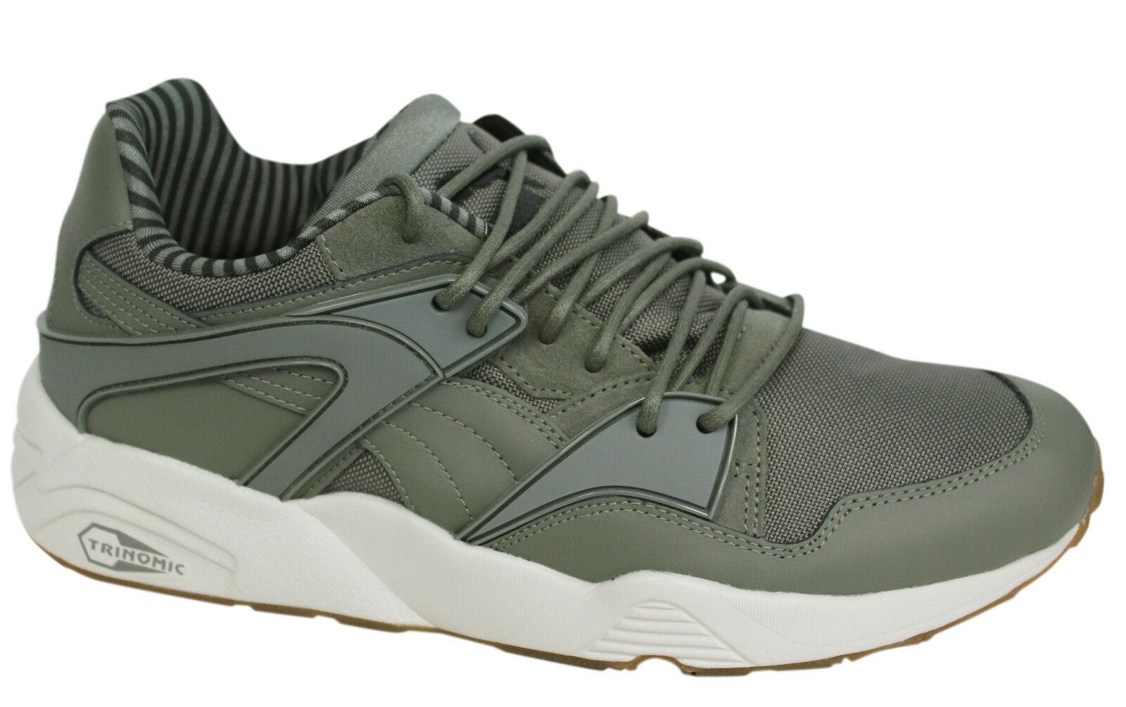 Puma Trinomic Blaze Citi Series Con Cordones Para hombre Zapatillas gris 359993 02 D126