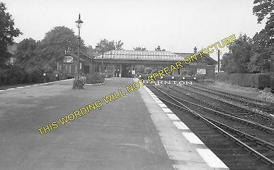 3 Davidsons Main and Craigleith Line. Barnton Railway Station Photo
