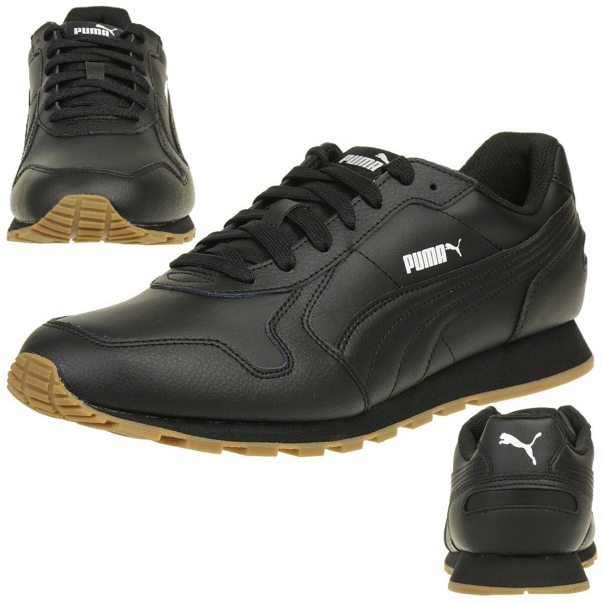 Puma St Corredor Lleno L Negro Zapatillas Deportivas Zapatos Hombre Negro L 359130 08 e514f9