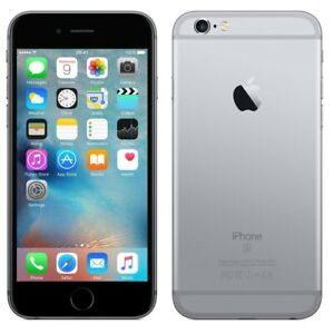 Apple-iPhone-6-Space-Gray-16GB-64GB-128GB-Unlocked-AT-amp-T-T-Mobile-NO-TOUCH-ID