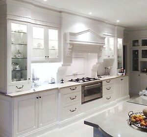 Kitchen Cabinets French Provincial Hamptons Shaker Kitchen
