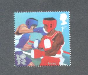 PréVenant Boxe-valeur Unique Neuf Sans Charnière-grande-bretagne-sports-afficher Le Titre D'origine BéNéFique à La Moelle Essentielle