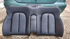 Ledersitz rechts Sitzbezug MERCEDES CLK W208 cabriolet REAR SEATS a2089201116