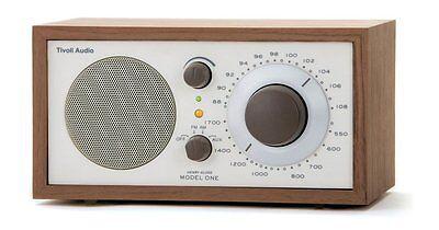 Tivoli Model One AM/FM Table Radio - Classic Walnut - Brand New