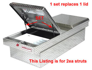 Replace-Weather-Guard-7917-2PK-Nitro-Prop-Strut-Shock-Spring-Tool-Box-Lid-Lift