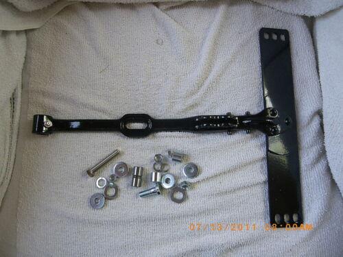 "Steel SEAT /""T/""  Harley Big Twins 1936-1980  w//hardware oem 51900-30 51911-29"