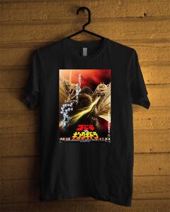 Godzilla vs Ghidorah T-Shirt