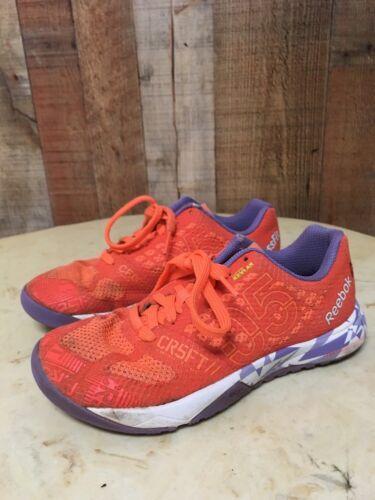 a3b96eaf33f5 WOMEN S REEBOK CROSSFIT 05 Kevlar CrossTraining Sneakers Size 3.5 ...