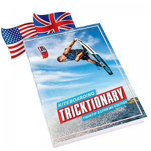 Tricktionary the Kiteboarding Bible
