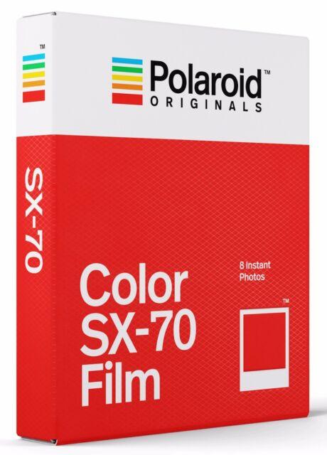 POLAROID COLOR  SX-70 Film  SOFORTBILDFILM  NEUHEIT!!!!!