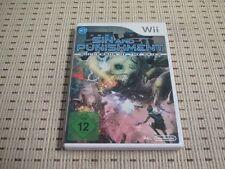 Sin and Punishment Successor of the Skies für Nintendo Wii und Wii U *OVP*