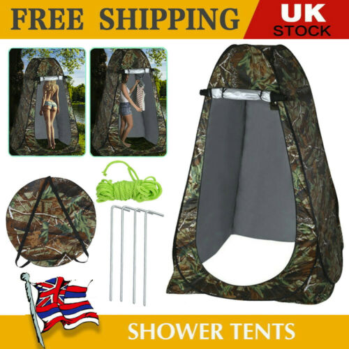 Outdoor Portable Instant Pop Up Tent Camping Shower Toilet Privacy Changing Room