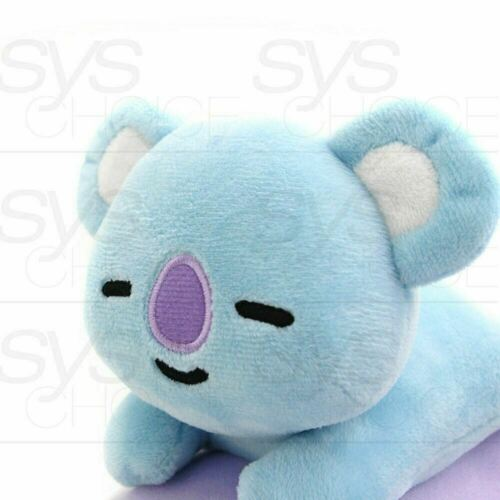 BTS BT21 Official Authentic Goods Soft Neck Pillow By Narahome Tracking #