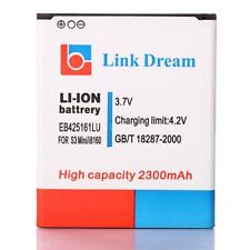 High Capacity 3.7V 2300mAh Li-ion Battery for Samsung Galaxy SIII 3 EB425161LU