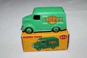 Dinky-Toys-454-Troya-039-cydrax-039-van