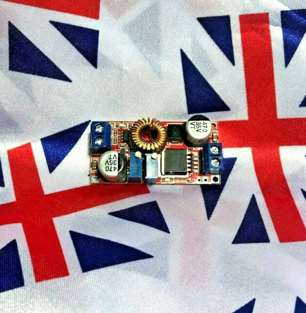✨✨ 5A DC to DC Step Down Buck Converter Constant Voltage or Current, 5-32V ✨✨ UK