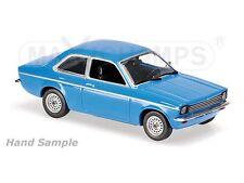Maxichamps Opel Kadett C 1974 Blue Met. 1:43 940045601