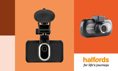 Save 20% off Dashcams