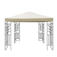 Ersatzdach Pavillon Pavillion Rosenheim Farbton weiß