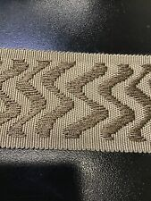 Samuel /& Sons Tape Braid Trimming Brown Drapery Upholstery 5 Yards