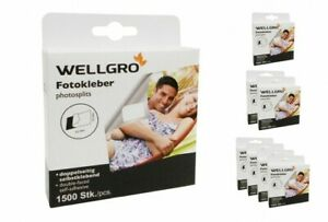 Wellgro-Fototapes-Picture-Stickers-Adhesive-Photo-Double-Sided-in-Dispenser