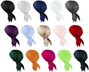 Motorcycle-Skull-Caps-Doo-Rags-Bandana-Hair-Wrap-Hat-Chemo-Bald-Cover-Head-Wrap