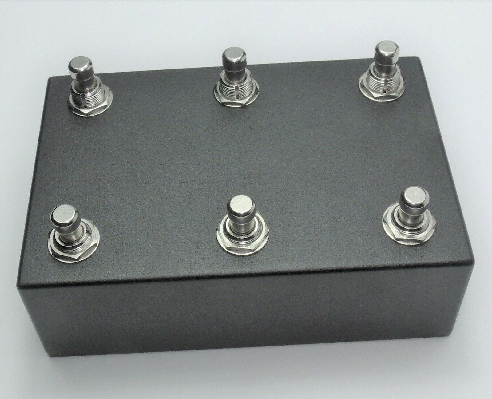FS3-X2 Six button footswitch pedal for Morningstar FX MC6 and others dual FS3X