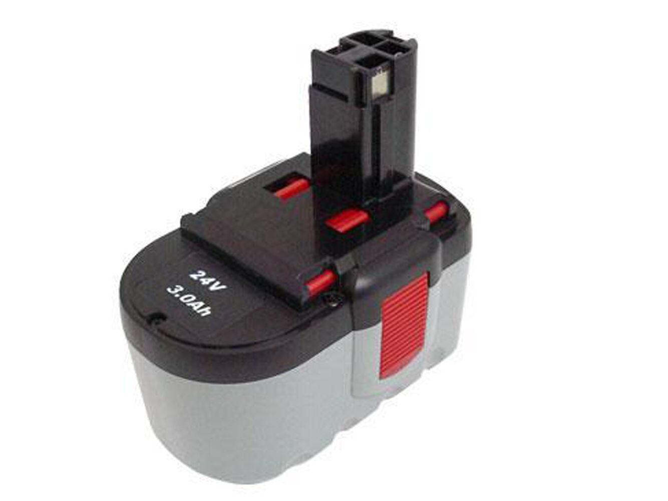 Akku für Bosch 2607335562, 2607335637, 2607335645, NiMH   24V   3000mAh