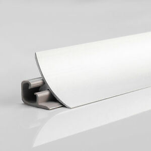 bis 2 5m abschlussleisten aus aluminium winkelleiste k che arbeitsplatte platte ebay. Black Bedroom Furniture Sets. Home Design Ideas