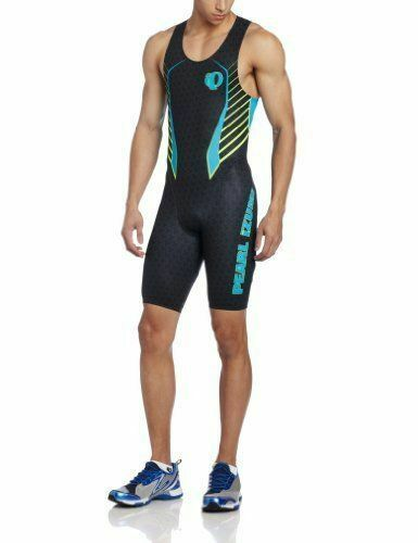 IQ Pearl Izumi PRO Tri SPrint SUit cycling suit speedsuit skinsuit triathlon XL