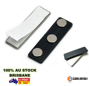 10x Magnetic Name BadgeName Tag Magnet PacemakerUniformArmy Badge
