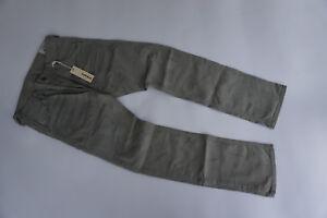 DIESEL-Krooley-Herren-Men-Stretch-Jeans-Hose-slim-fit-28-32-W28-L32-Grau-NEU