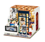 Indexbild 24 - DIY Bausatz für Miniatur Haus Bastelset Modellbau Puppenhaus Robotime Rolife