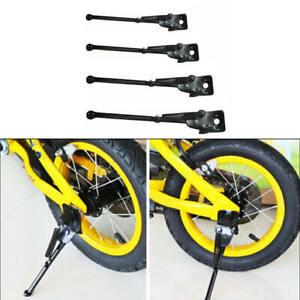 Children Bike Side Kickstand Foot Bicycle Parking Stand Support 14-20 Inch K5B5